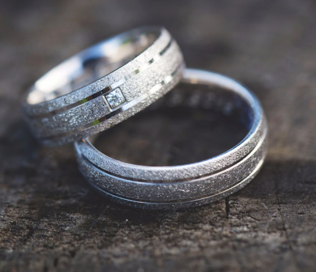 snubní prsten svatba