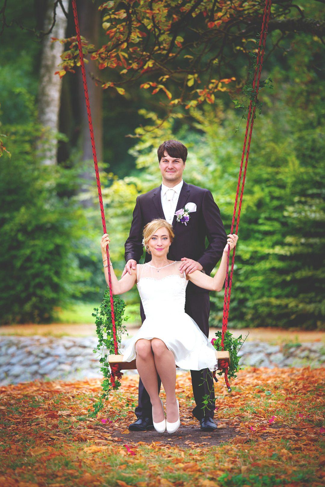 svatba foto Liblice